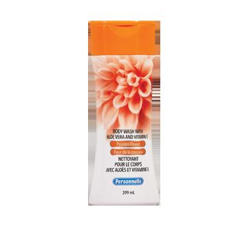 Nettoyant pour le corps avec aloès et vitamine E, fleur de la passion, 399 ml