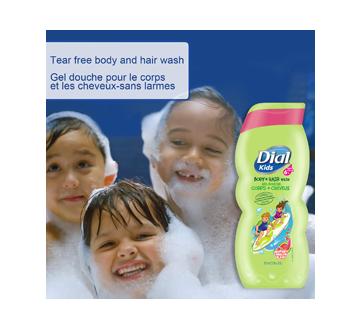 Image 2 du produit Dial - Dial Kids nettoyant pour le corps + les cheveux melon d'eau, 355 ml