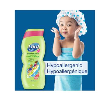 Image 3 du produit Dial - Dial Kids nettoyant pour le corps + les cheveux melon d'eau, 355 ml