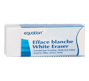 Efface blanche