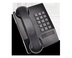 Image du produit HRS Global - Téléphone à clavier, 1 unité, noir