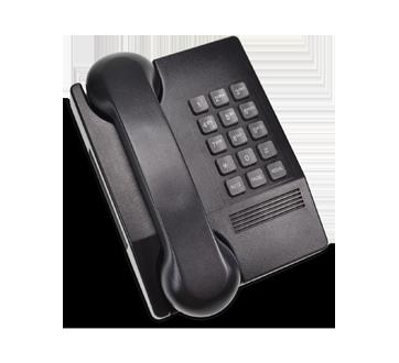 t l phone clavier 1 unit noir hrs global appareils lectroniques divers jean coutu. Black Bedroom Furniture Sets. Home Design Ideas
