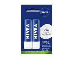 Image du produit Nivea - Baume à lèvres - Essentiel, emballage duo