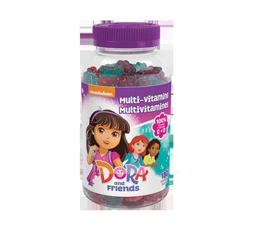 Image du produit Dora l'exploratrice - Multivitamines en gélifiés, 180 unités