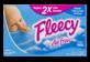 Vignette 1 du produit Fleecy - Assouplissant en feuille, 80 unités, air frais
