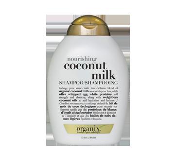 Lait de coco shampooing nourrissant, 385 ml