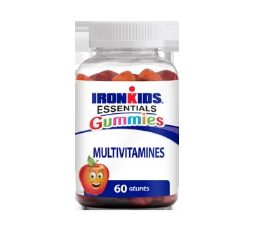 Image du produit Iron Kids Essentials Gummies - Multivitamines en gélifiés, 60 unités