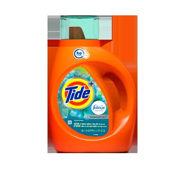 HE Turbo Clean détergent à lessive liquide, 1,09 L, pluie botanique