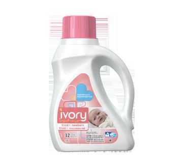 Détergent à lessive liquide soins délicats, Stage 1: Nouveau-né, 1,47 L