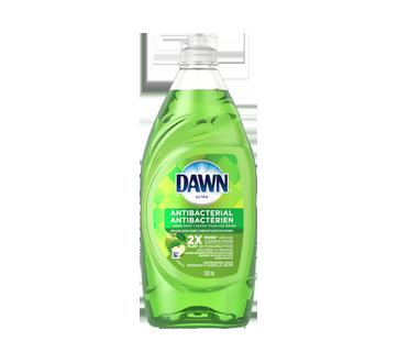 Dawn Ultra détergent à vaisselle liquide antibactérien pour les mains, 532 ml, fleurs de pommier