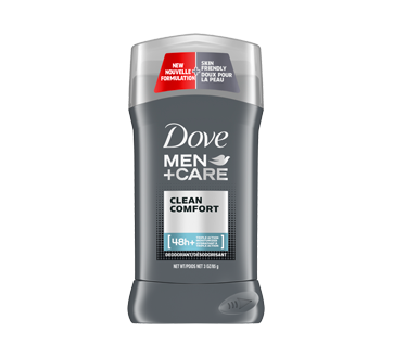 Image du produit Dove Men + Care - Désodorisant, 85 g, Clean Comfort