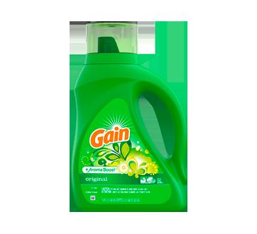 Aroma Boost détergent à lessive liquide 32brassées, 1,47 L, original