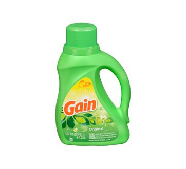 Image 3 du produit Gain - Aroma Boost détergent à lessive liquide 32brassées, 1,47 L, original
