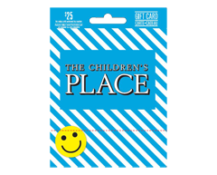 Image du produit Incomm - Carte-cadeau The Children's Place de 25$