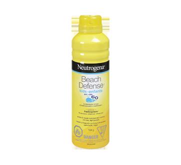 Beach Defense écran solaire pour enfants FPS 60 en vaporisateur, 184 g