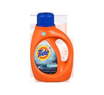 HE Turbo Clean Eau Froide détergent à lessive liquide, 1,09 l, parfum frais