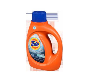 Image 3 du produit Tide - HE Turbo Clean Eau Froide détergent à lessive liquide, 1,09 l, parfum frais