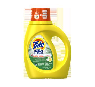 Détergent à lessive liquide Simply Clean & Fresh, 1,18 L, Daybreak Fresh