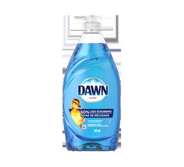 Ultra détergent à vaisselle liquide, 532 ml, original