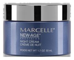 Image du produit Marcelle - New Age - Précision anti-rides fermeté, crème de nuit, 50 ml