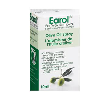 huile olive dans oreille