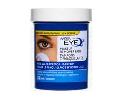 Image du produit Andrea Eye Q's - Tampons démaquillants pour le maquillage hydrofuge, 78 unités
