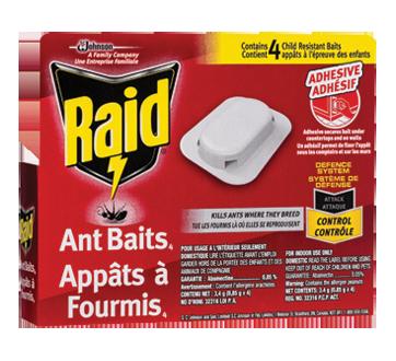 Appâts à fourmis, 4 unités