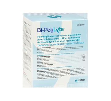 Image 3 du produit Bi-Peglyte - Bi-Peglyte trousse de préparation intestinale, 1 unité