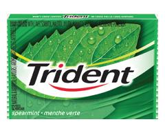 Image du produit Trident - Trident menthe verte,