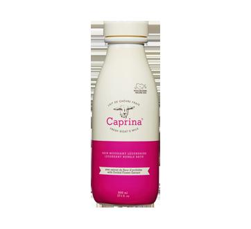 Lait de bain moussant au lait de chèvre frais, 800 ml, huile d'orchidée