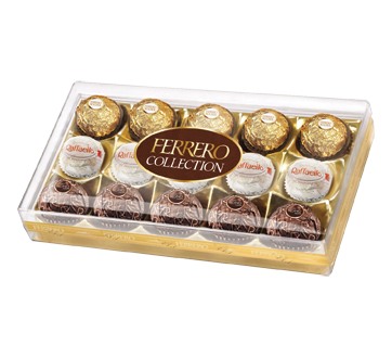 Ferrero Rocher collection, 156 g