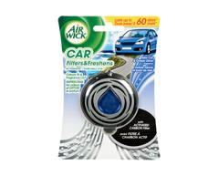 Image du produit Air Wick - Life Scents recharge d'huile parfumée, 3 ml, voiture neuve et brise de l'océan