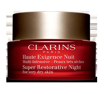 Multi-intensive haute exigence nuit peaux très sèches, 50 ml