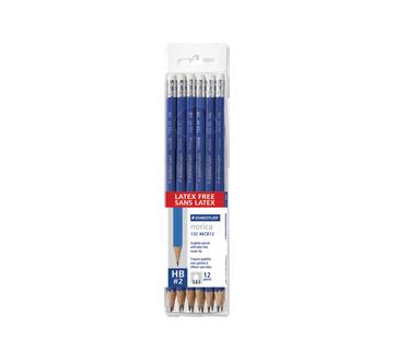 Norica crayon graphite, 12 unités