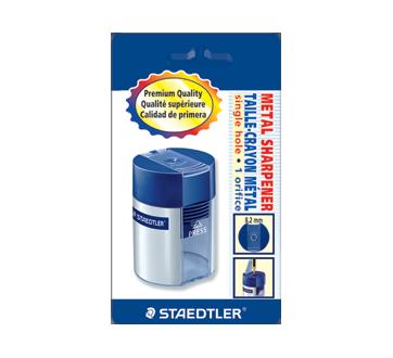 Image 2 du produit Staedtler - Taille-crayon métallique, 1 unité
