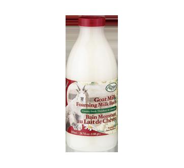 Bain moussant au lait de chèvre, 850 ml, fraîcheur de campagne