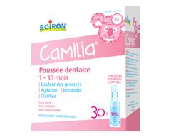 Image du produit Boiron - Camilia, 30 unités