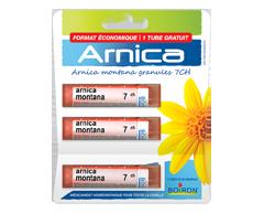 Image du produit Boiron - Arnica + 1 tube gratuit, 3x 80 granules