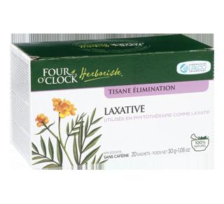 Tisane laxative, 20 unités – Four O'Clock Herboriste