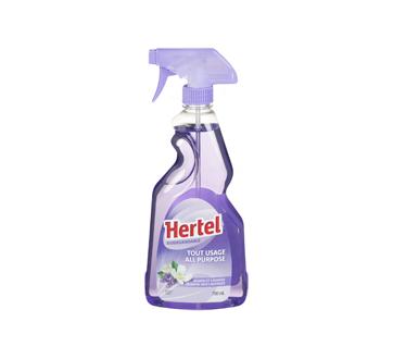 Image 3 du produit Hertel - Nettoyant tout usage, 700 ml, jasmin et lavande