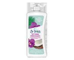 Image du produit St. Ives - Lotion pour le corps, 600 ml, lait et extrait d'orchidée dorlotez