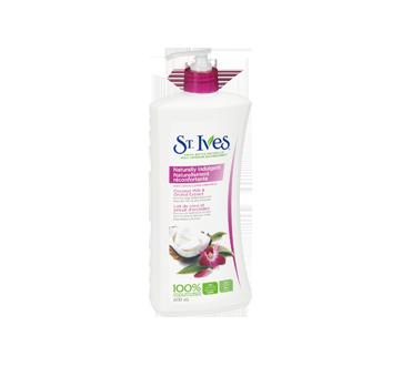 Image 2 du produit St. Ives - Naturally Indulgent lotion pour le corps, 600 ml, lait et extrait d'orchidée