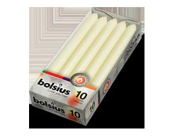 Image du produit Bolsius - Bougie dîner, 10 unités
