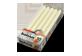 Vignette du produit Bolsius - Bougies de table, 10 unités, ivoire