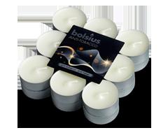 Image du produit Bolsius - Bougies chauffe-plat parfumées, 18 unités, antitabac