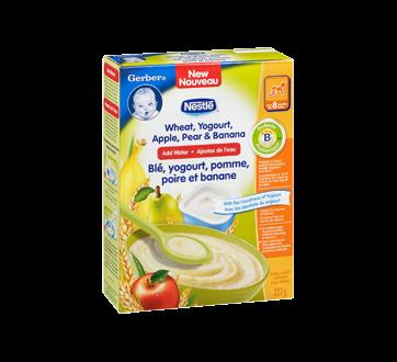 Image 2 du produit Gerber - Gerber blé, yogourt, pomme, poire et banane, 227 g