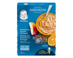 Image du produit Nestlé - Gerber, 227 g, pommes et oranges