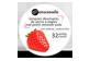 Vignette 1 du produit Personnelle Cosmétiques - Tampons dissolvants de vernis à ongles, 32 unités, fraise