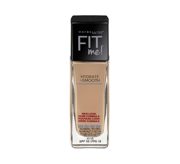 Fit Me Fond de teint, 30 ml