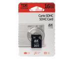 Carte SDHC 16 Go